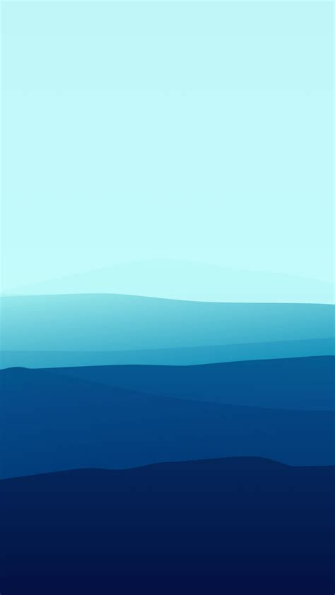 wallpaper landscape flat   fog iphone wallpaper