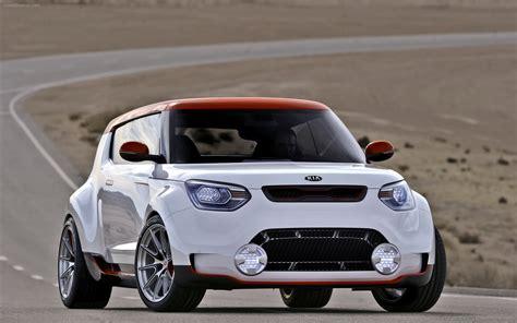 Concept Kia Kia Trackster Concept 2012 Widescreen Car Wallpaper