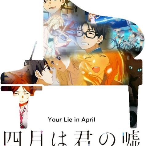 Drakorindo Your Lie In April | your lie in april shigatsu wa kimi no uso your lie in