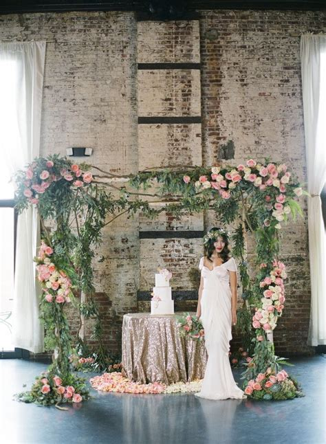 Best 25  Birch chuppah ideas on Pinterest   Backdrop with