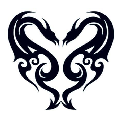 dragon heart tattoo designs temporary designs closed piercing 33