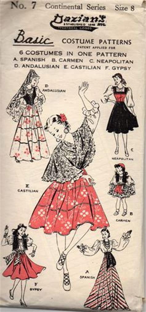 no pattern en espanol dance on pinterest sewing patterns girls dance costumes