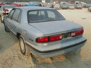 1995 Buick Lesabre Parts 1995 Buick Lesabre Li Ga Bill Of Sale Parts Only For