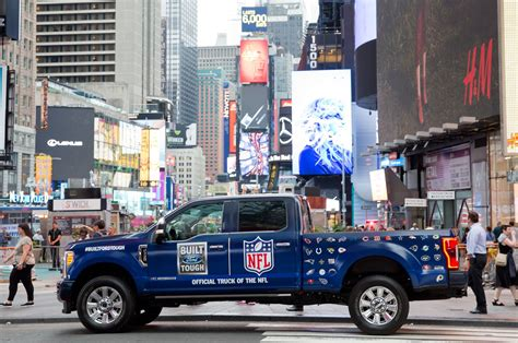 Kona Toyota Tacoma Giveaway - ford f series named official truck of nfl