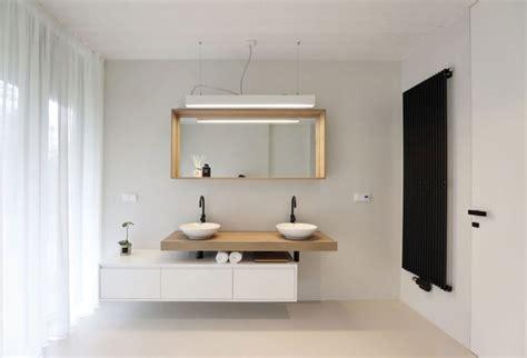 badkamer mat zwart wit moderne scandinavisch ge 239 nspireerde badkamer met zwart