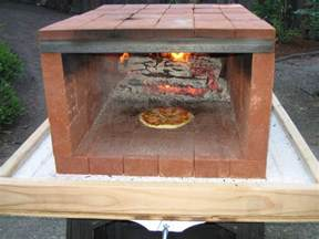 build a stack wood fired pizza oven comfortably in one