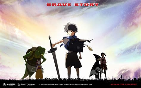 brave story brave story madman entertainment
