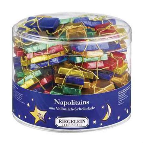 tree decorations items napolitains choc tree decorations wholesale grocery item