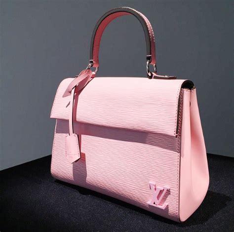 louis vuitton pink bag