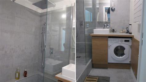 amenager salle de bain espace