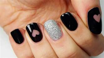 simple nail art designs step by step at home for short