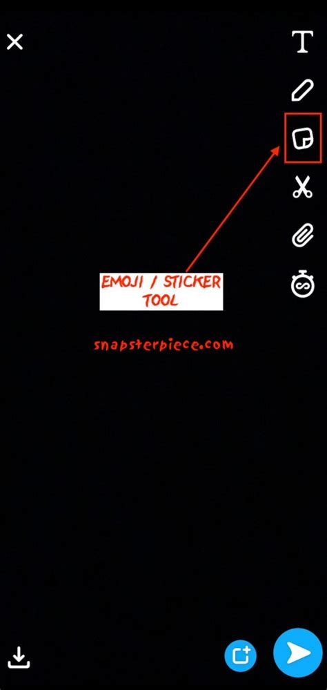 How To Delete Stickers In Snapchat