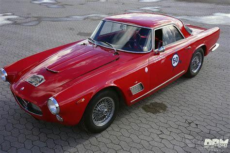 Maserati 3500 Gti by Maserati 3500 Gti Classic Racing Annonces
