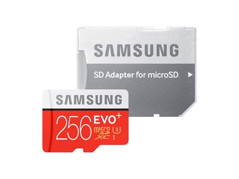 Memory Card Samsung 256gb micro sd evo 256gb memory card w adapter memory storage mb mc256da am samsung us