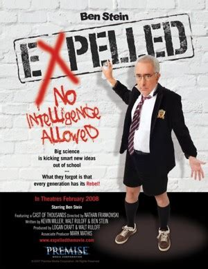 ben stein imdb expelled no intelligence allowed dvd release date october