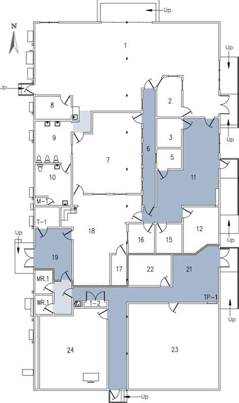csu building floor plans educational services building california state