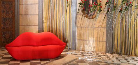 divano bocca divano bocca di gufram design studio 65 arredamento design