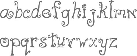 myfonts an album of fancy fonts