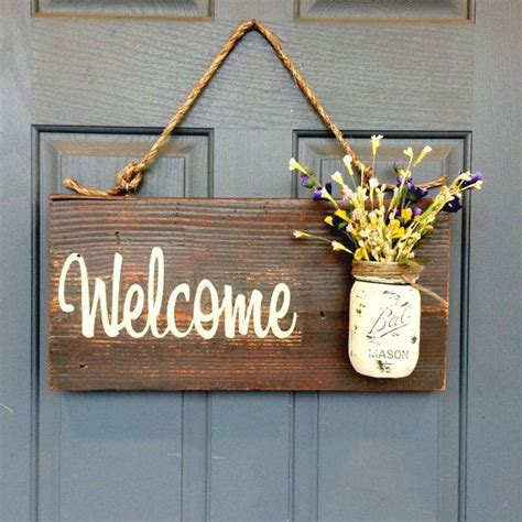 Handmade Sign Ideas - best 25 outdoor signs ideas on wooden diy