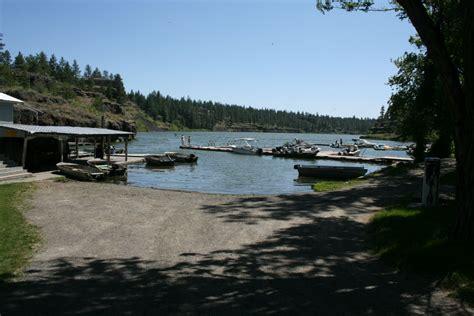 boating the inland northwest boating the inland northwest fishtrap lake spokane and