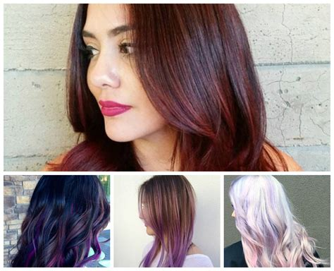 hair color of 2017 19 trendy ombre hair color trend 2017 hairstyle haircut