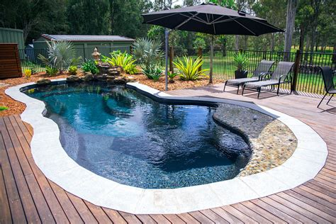 swinging pools rockpool swimming pools narellan pools
