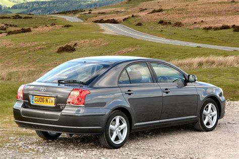 Toyota Avensis What Car Toyota Avensis 2003 2009 Used Car Review Car Review