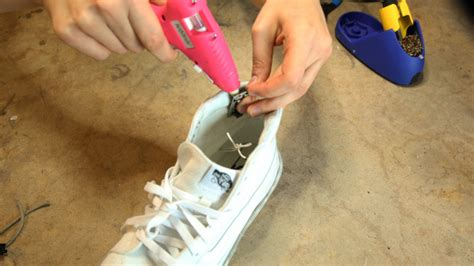 diy light up shoes diy light up shoes learn sparkfun