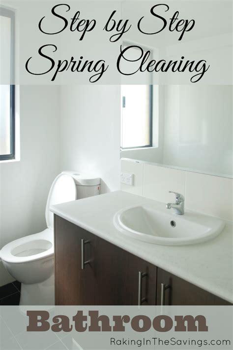 spring cleaning bathroom spring cleaning bathroom spring cleaning bathroom