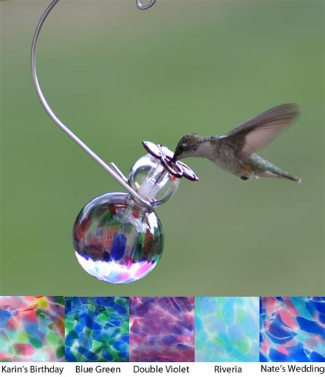duncraft com glass hummingbird feeder