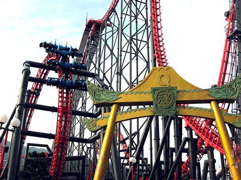 Tiket Fujiq Highland Jepang Anak 10 roller coaster menegangkan di jepang j cul