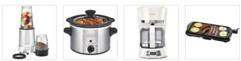 Jcpenney Kitchen Appliances by Jcpenney Small Kitchen Appliances Only 9 Shipped