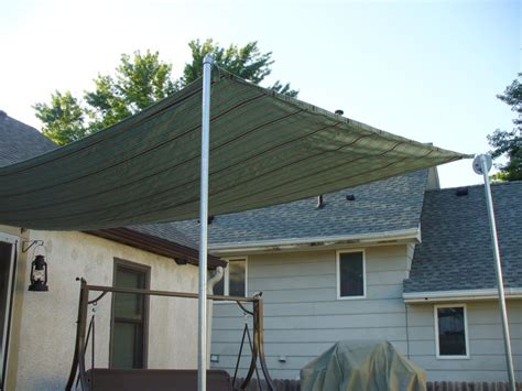 picture of diy sun shade for your patio or terrace