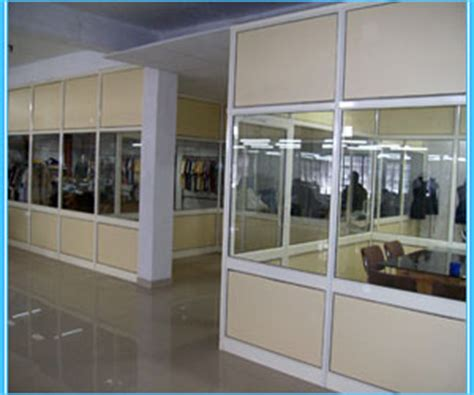 Glass Doors Fittings, Office Partitions, Office Cabins, Slide Curtains, work in Ludhiana Punjab