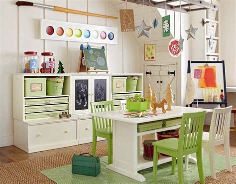 pottery barn craft room 25 best ideas about pottery barn playroom on