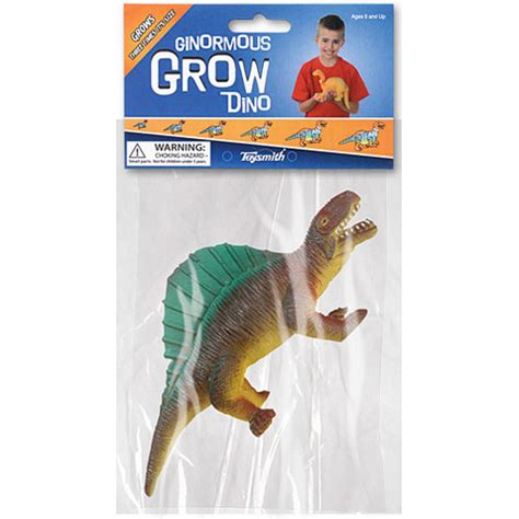 how to grow a dinosaur books ginormous grow dinosaur just imagine toys