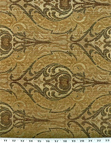 where to buy upholstery fabric drapery upholstery fabric chenille damask design sage