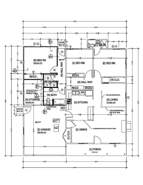 residential building plans home www baypermit