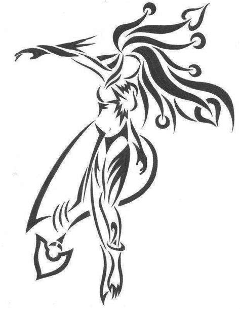 tribal dancer tattoo 1414 best images about to vector cut on