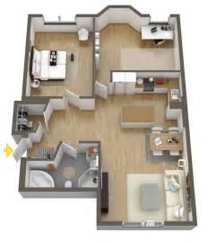 Decor Home Design Mogi Das Cruzes by Arquitetura 20 Plantas De Apartamentos De 2 Quartos