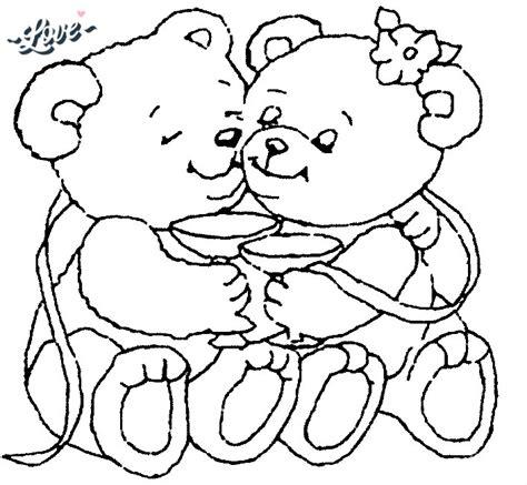 imágenes de ositos de amor para dibujar imagenes de amor para colorear imagenes para celular