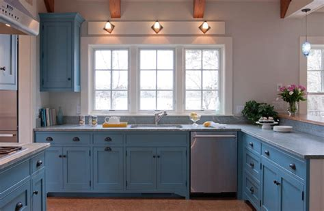 light blue kitchen ideas 20 ideas for kitchen decorating with light blue color homesplanning