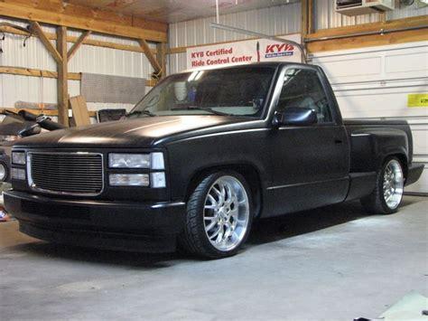 satin black paint truck 1991 stepside rides satin and trucks
