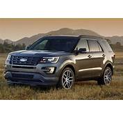 2015 Vs 2016 Ford Explorer Whats The Difference