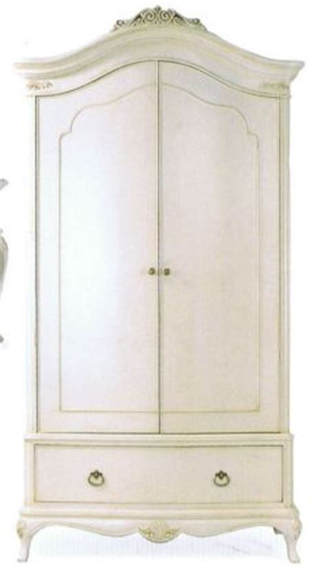 Wardrobe 110cm Wide by Willis And Gambier Ivory Bedroom Furniture