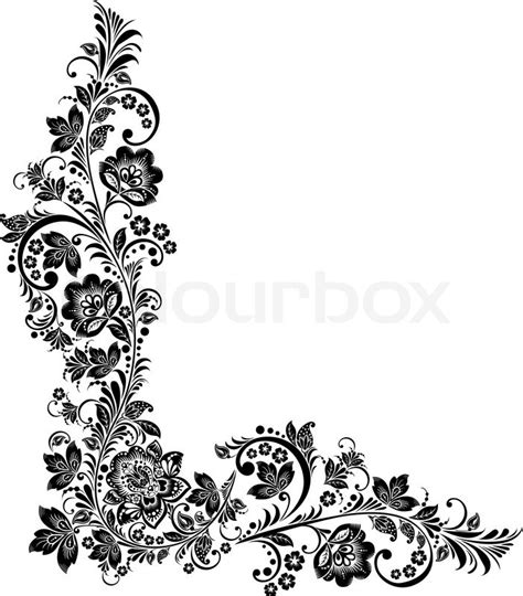 traditional design elements vector vector floral background russian traditional ornament