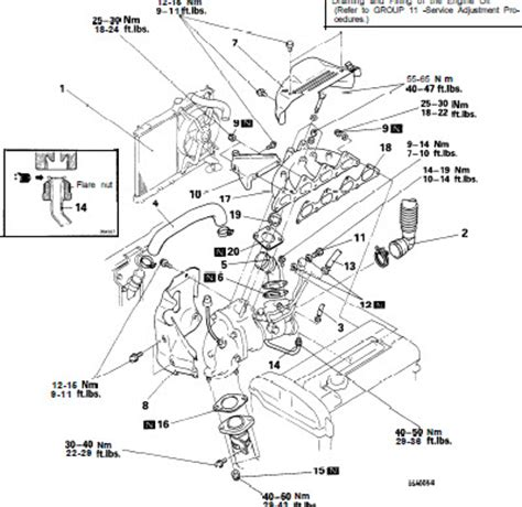 car engine manuals 1991 mitsubishi truck parking system mitsubishi galant 1992 1993 service manual repair7