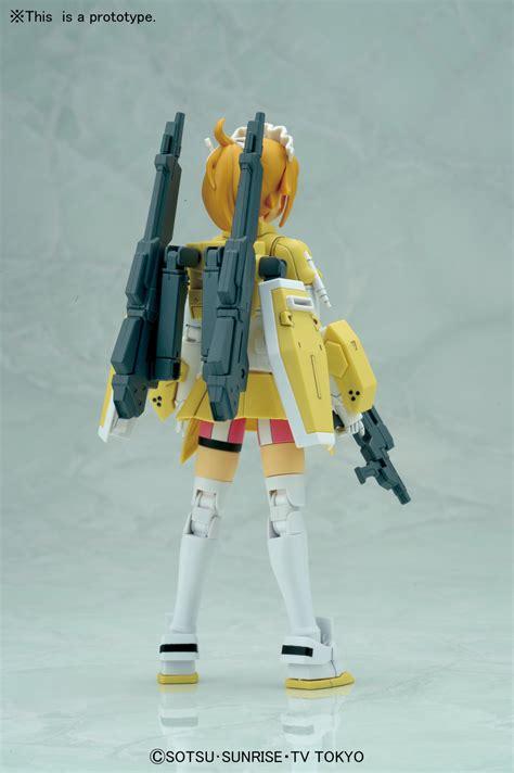 Fumina Gundam Hgbf Ori Bandai Gunpla bandai hobby hgbf 1 144 fumina gundam build fighters