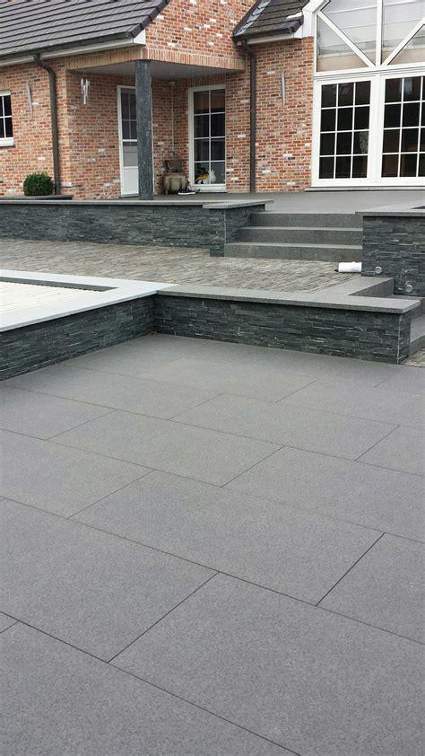dalle terrasse 60x60 simple pose dalles gr s c rame sur
