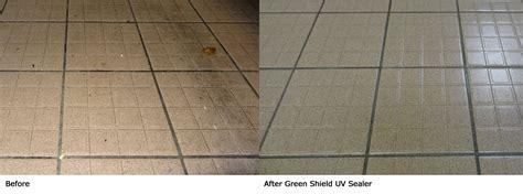 Commercial Kitchen Floor Tile Commercial Floor Tile Uv Sealer Revives Ceramic Tile Flooring In Fraser Health Commercial